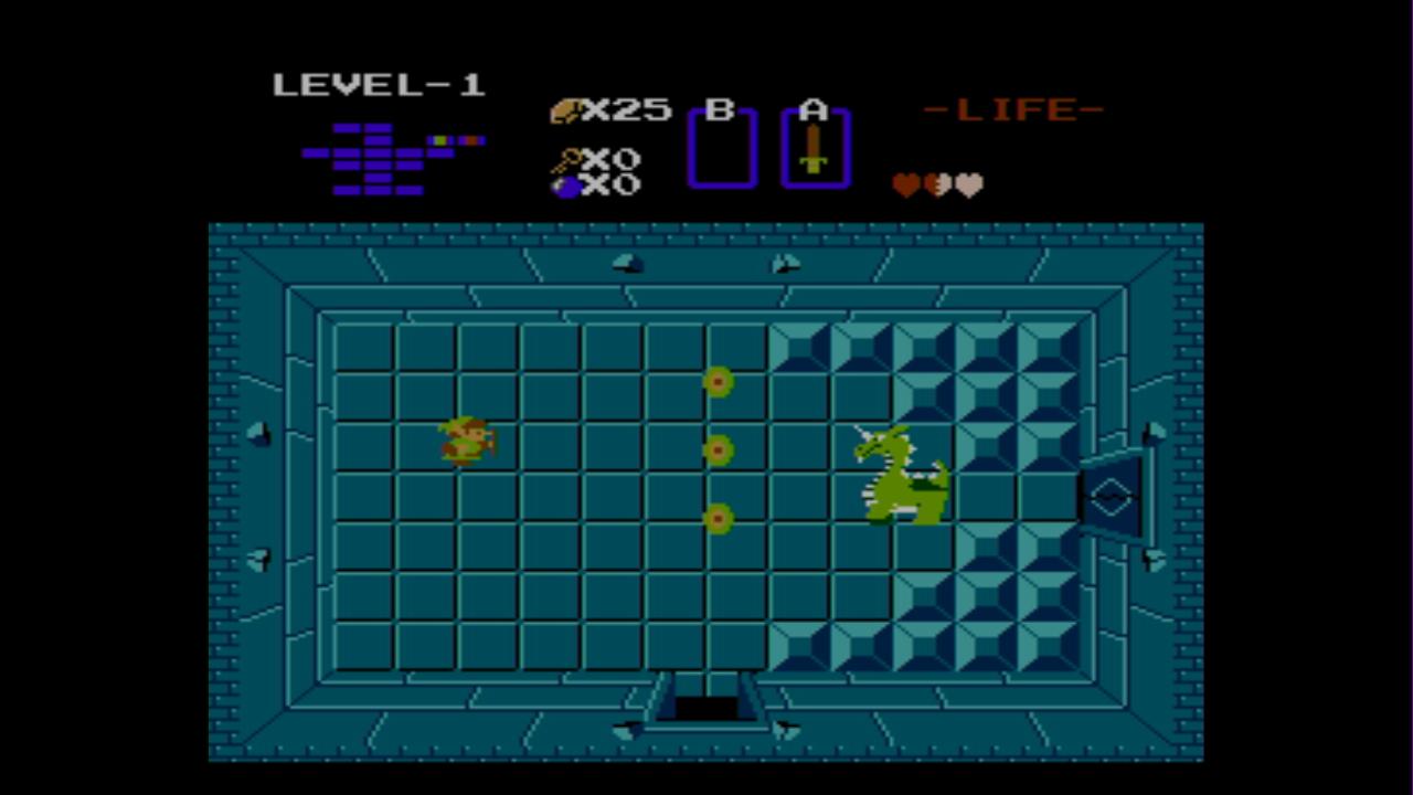 The Legend of Zelda   NES   Игры   Nintendo