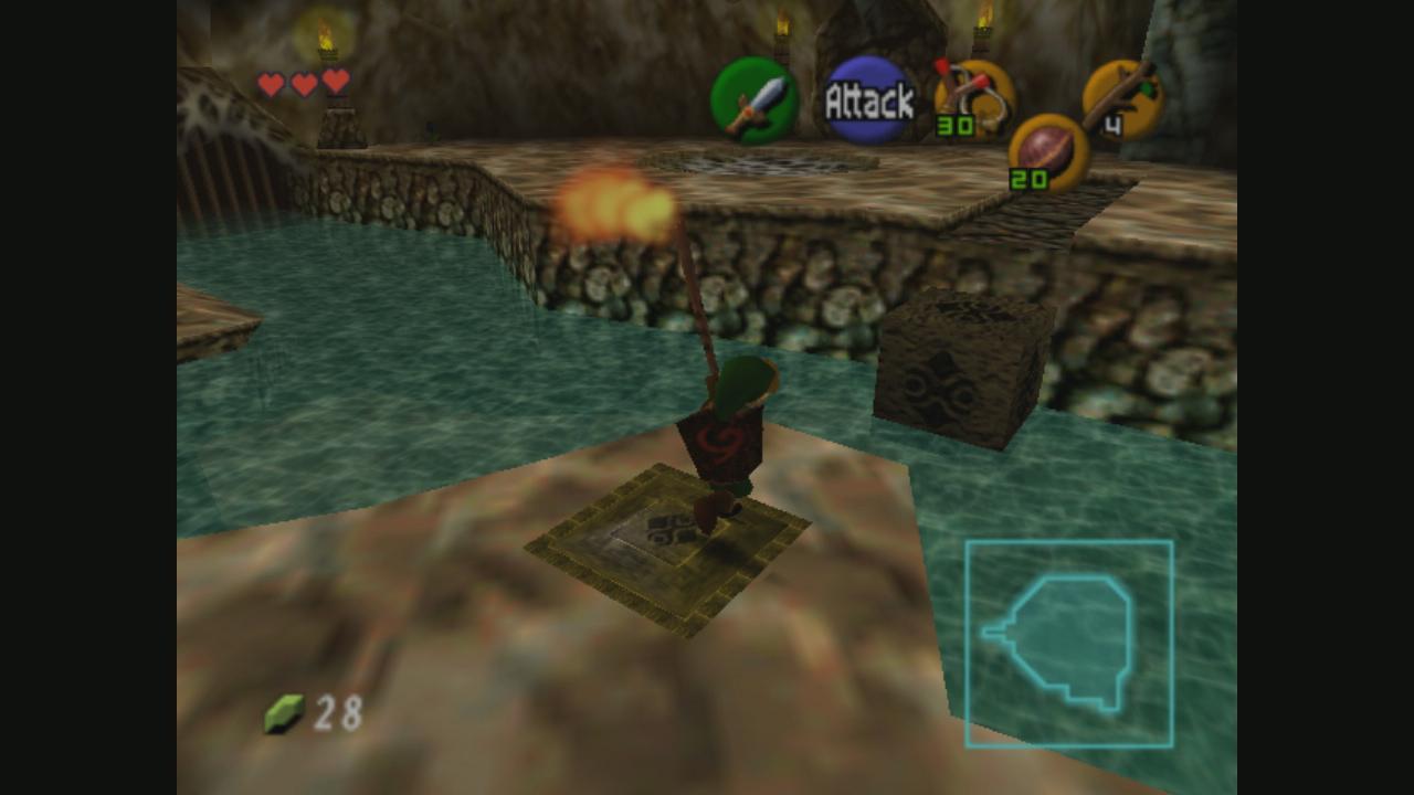 The Legend of Zelda: Ocarina of Time | Nintendo 64 | Games | Nintendo
