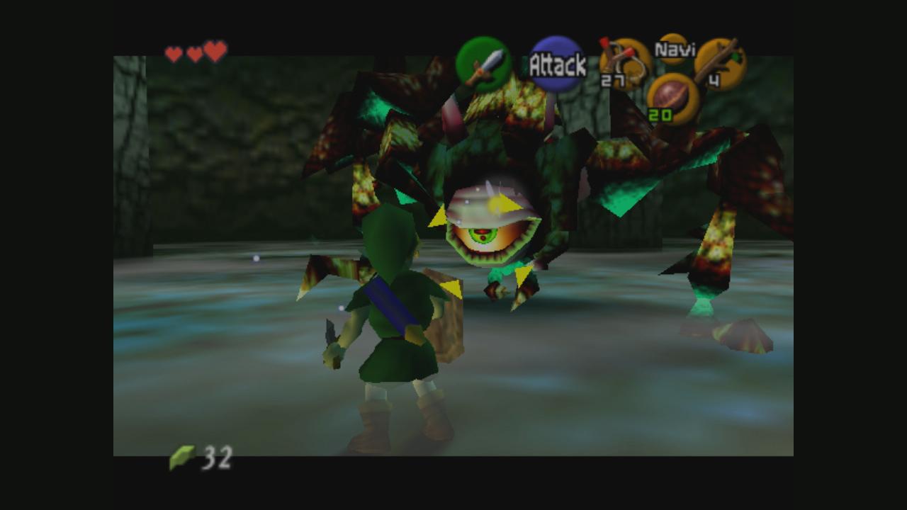The Legend of Zelda: Ocarina of Time   Nintendo 64   Games