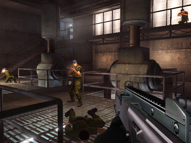 Goldeneye 007 unofficial multiplayer hd remake for pc | hypebeast.