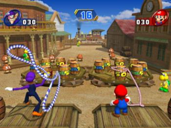 Mario Party 8 Wii Games Nintendo