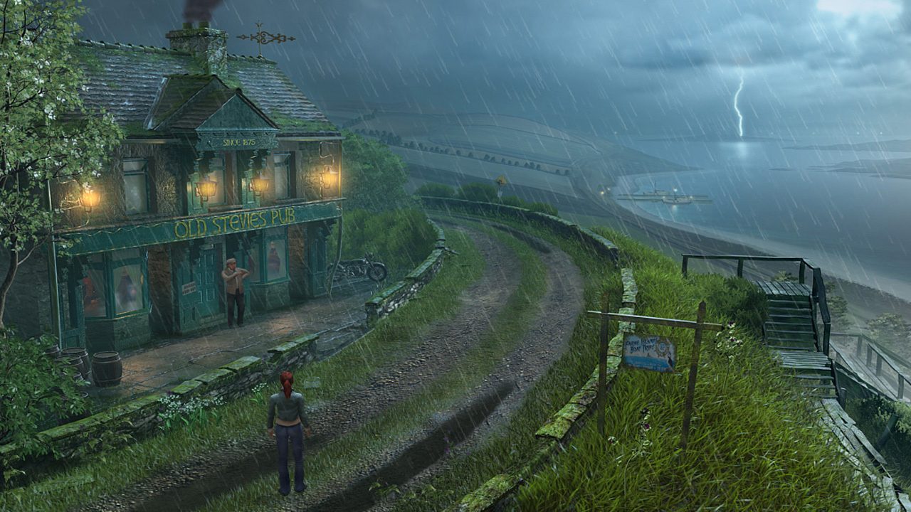 Secret Files: Tunguska   Wii U download software   Games   Nintendo