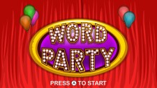 Review: Word Party (Wii U eShop) (PAL Region) WiiUDS_WordParty_01_TM_Standard