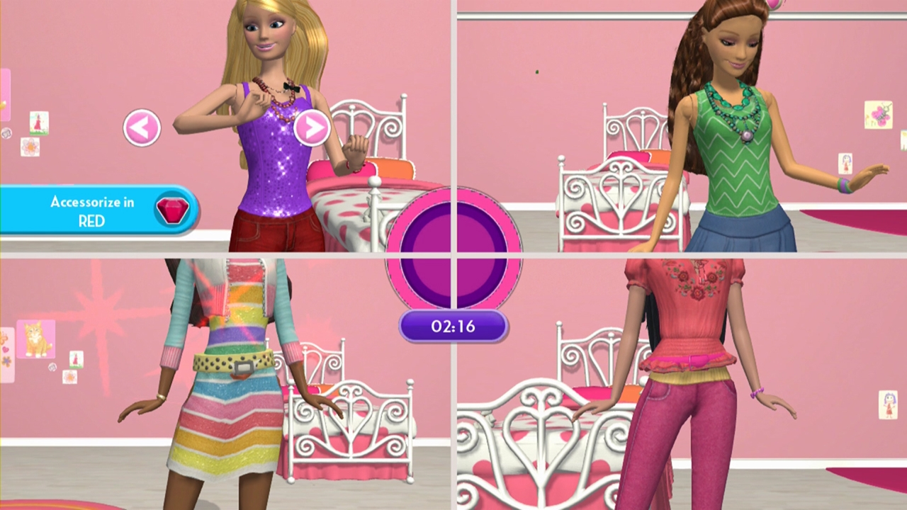 Barbie® Dreamhouse Party | Wii U | Juegos | Nintendo
