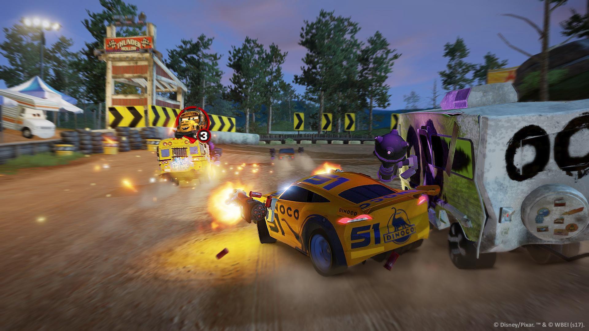 Cars 3 Driven To Win Wii U Games Nintendo