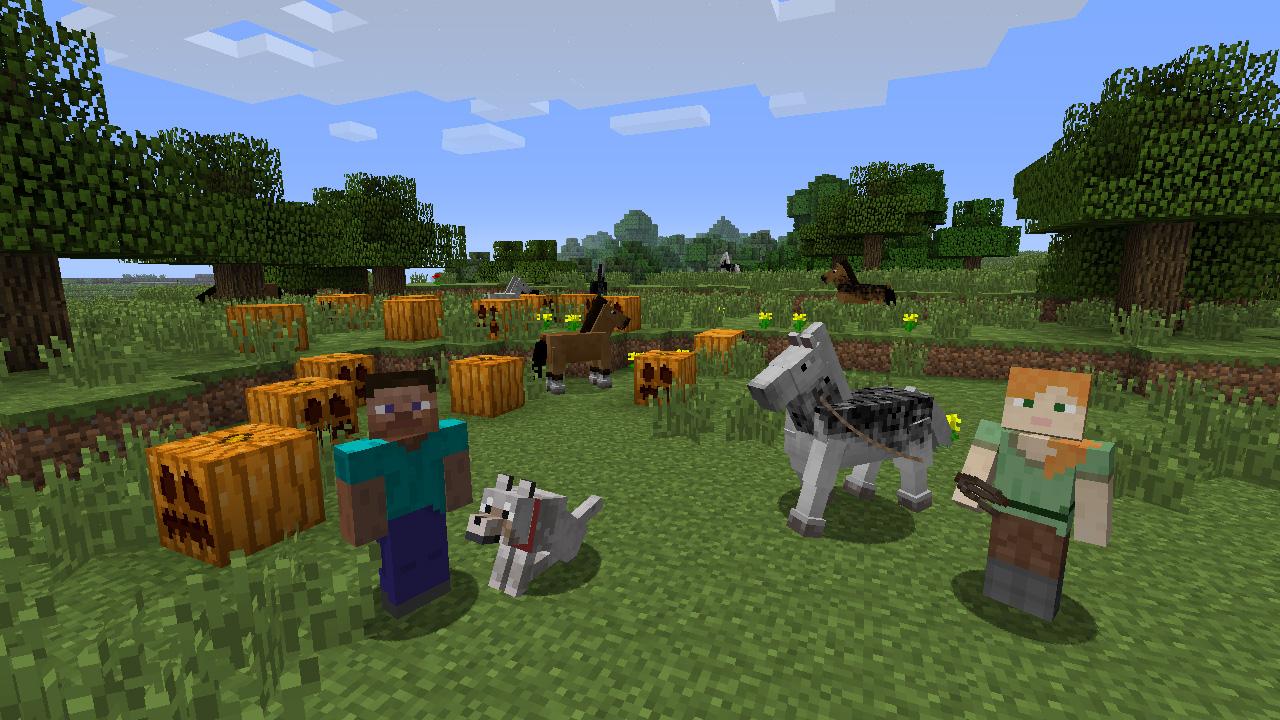 Minecraft Wii U Edition Wii U Download Software Games Nintendo - Minecraft wii spielen