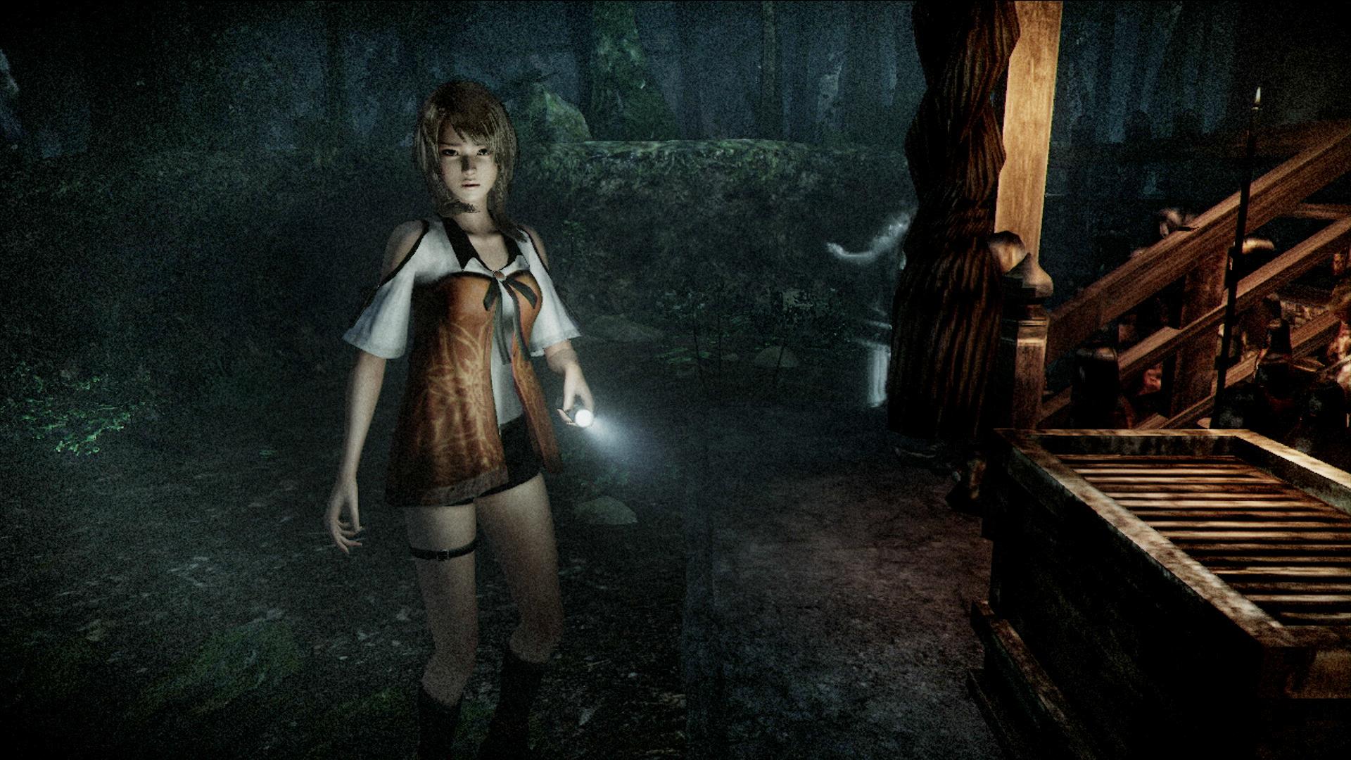 Project Zero: Maiden of Black Water | Wii U | Games | Nintendo