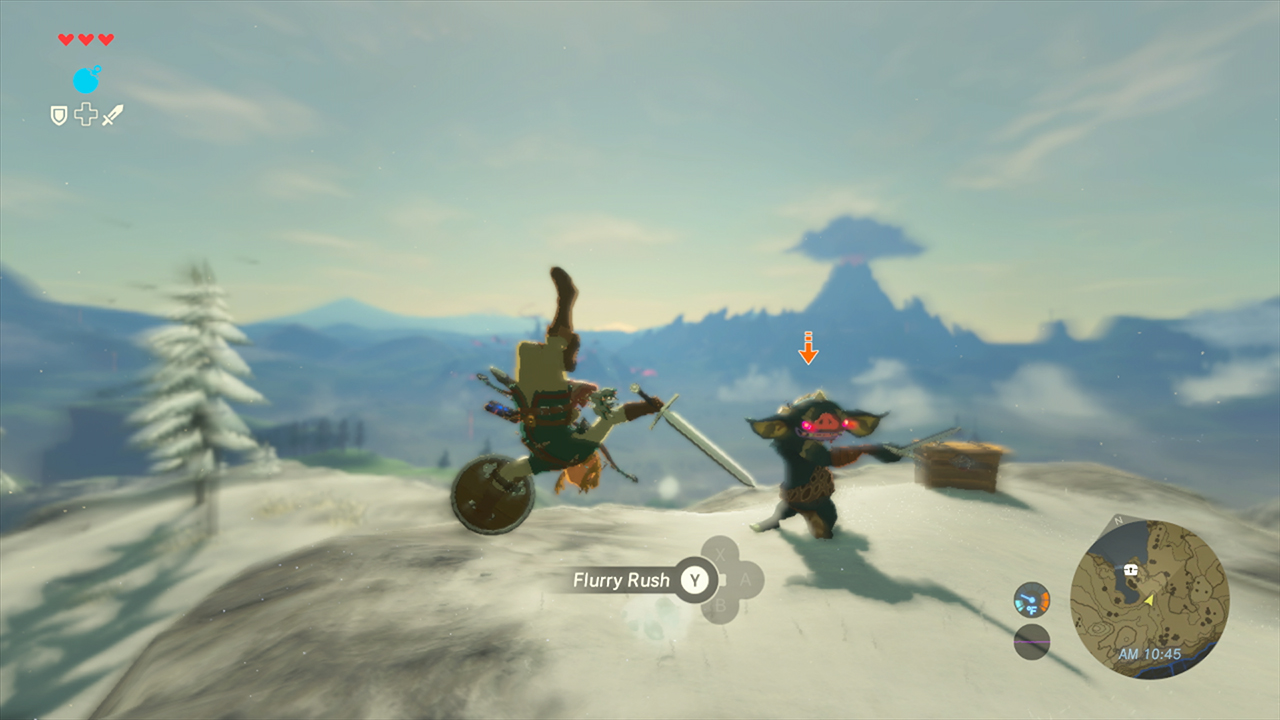 The Legend of Zelda: Breath of the Wild   Wii U   Games