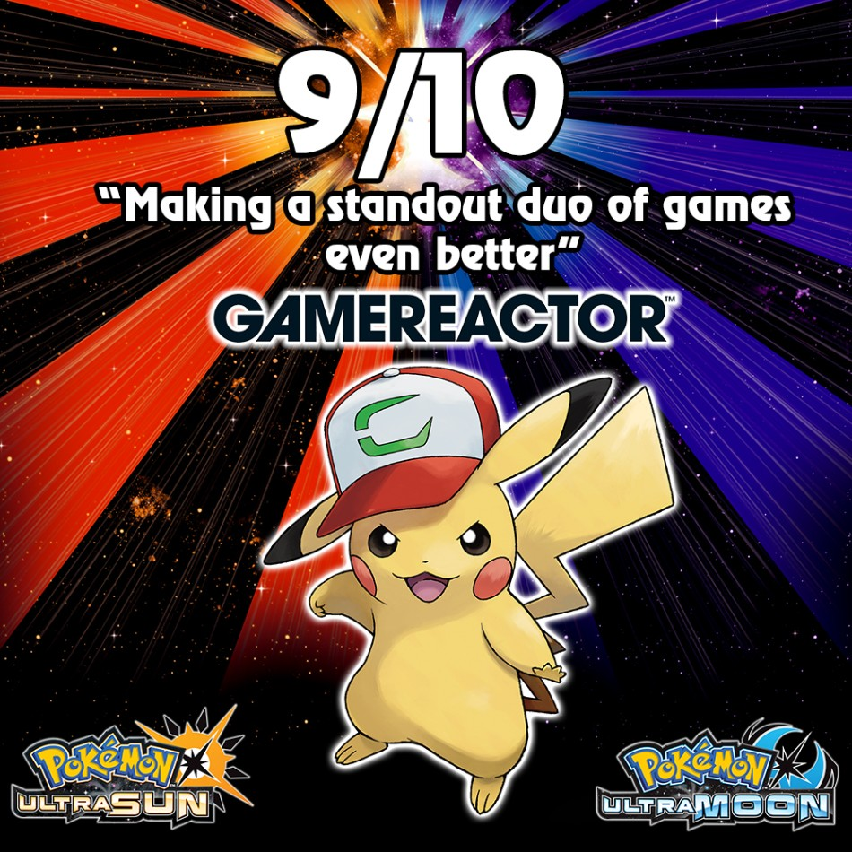 Pokémon Ultra Sun | Nintendo 3DS | Games | Nintendo