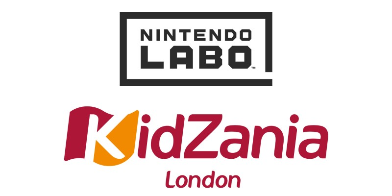 Make, Play and Discover with our Nintendo Labo Workshop at KidZania London