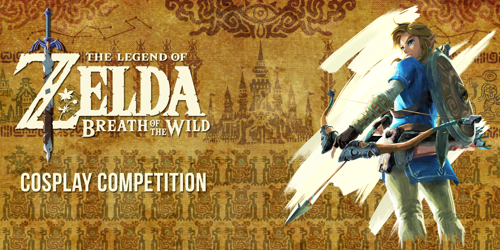 Show off your The Legend of Zelda cosplay at Insomnia60 for a chance to win some legendary loot
