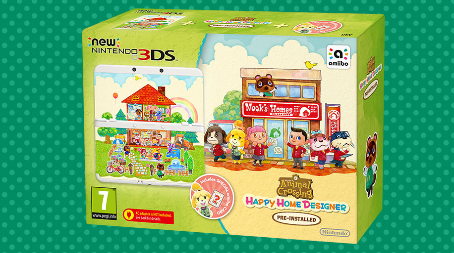 animal crossing: happy home designer | nintendo 3ds | games | nintendo