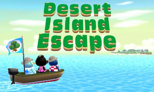 Desert Island Escape New Leaf