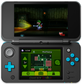 Luigi's Mansion | Nintendo 3DS | Games | Nintendo