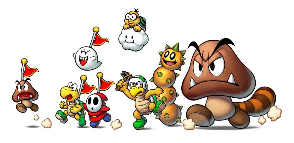 Mario & Luigi: Superstar Saga + Secuaces de Bowser | Nintendo 3DS ...