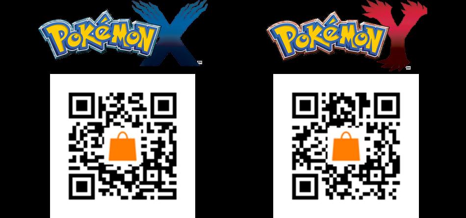 pokemon x 3ds download code