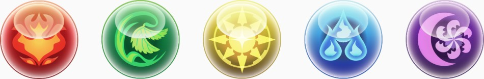 Source orb images
