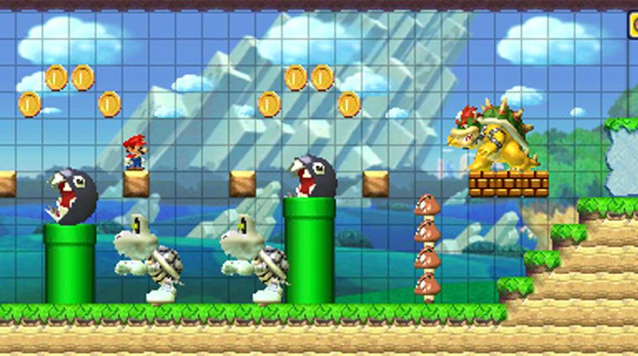 Resultado de imagen de Super Mario Maker for Nintendo 3DS
