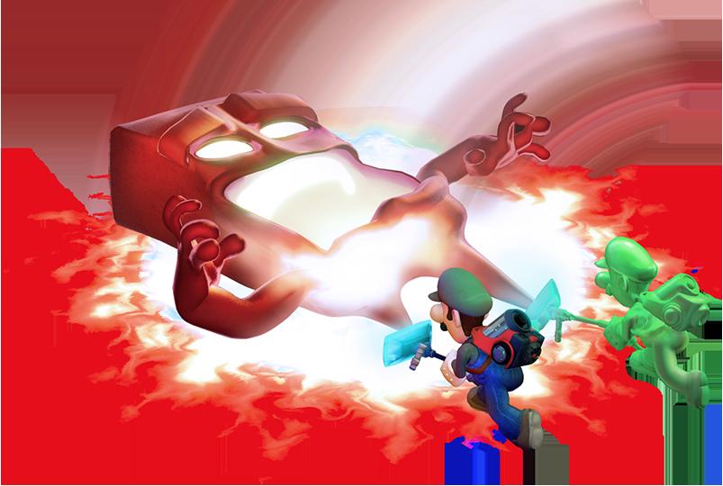 Luigi S Mansion 3 Nintendo Switch Igry Nintendo