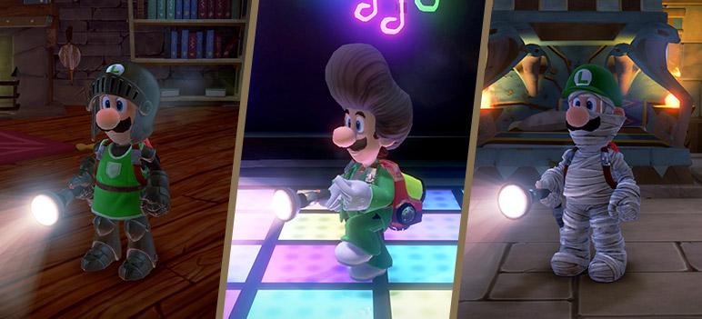 DLC di Luigi's