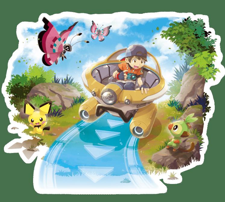 New Pokémon Snap | Nintendo Switch | Giochi | Nintendo