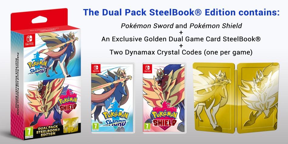 Pokemon Sword And Pokemon Shield Arrive November 15th Bringing Max