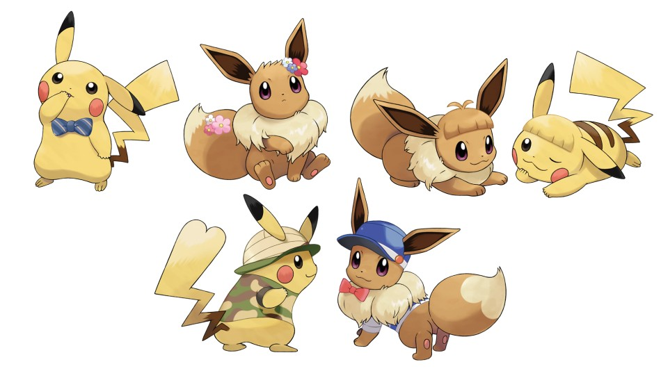 how to get the new eevee evolution in pokemon go