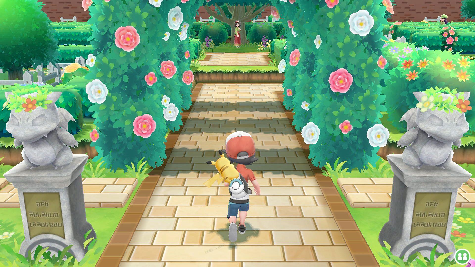 Pokemon Let S Go Pikachu Nintendo Switch Juegos Nintendo