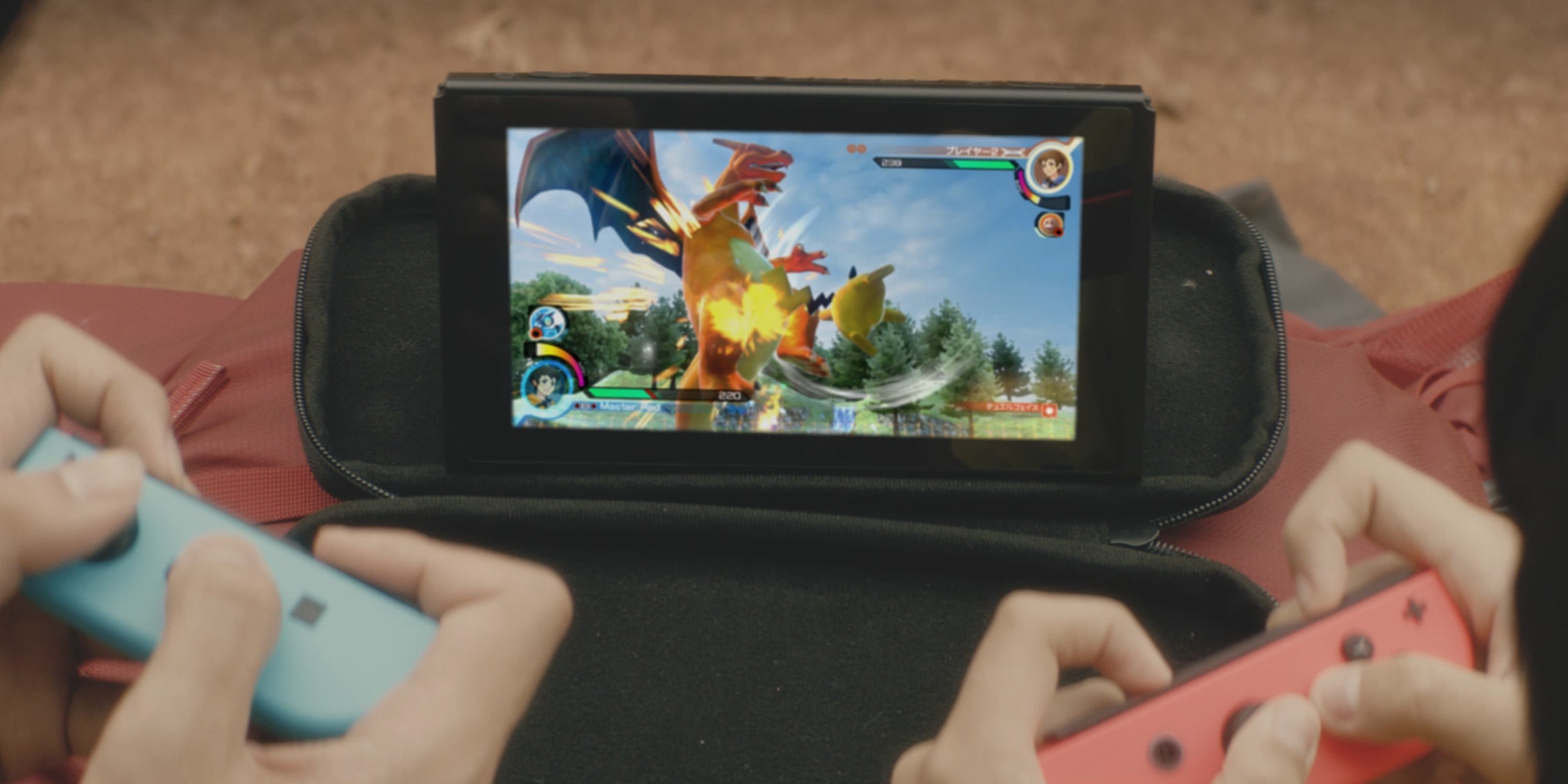 Pokken Tournament Dx Nintendo Switch Juegos Nintendo