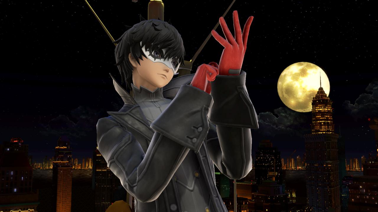 Persona 5's Joker joins the battle in Super Smash Bros