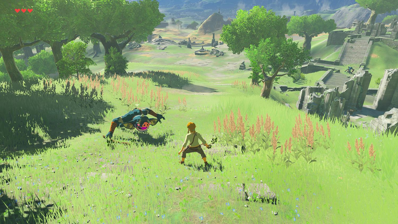 The Legend of Zelda: Breath of the Wild – The Master Trials