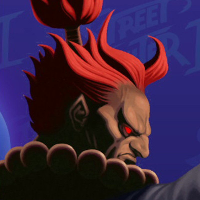 Ryu vs chun li - 1 part 10