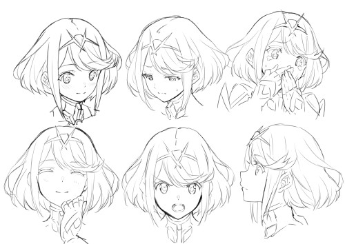 masatsugu saito discusses main character design in xenoblade chronicles 2  u2013 part one