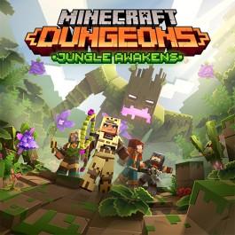 Nintendo Switch Minecraft Dungeon