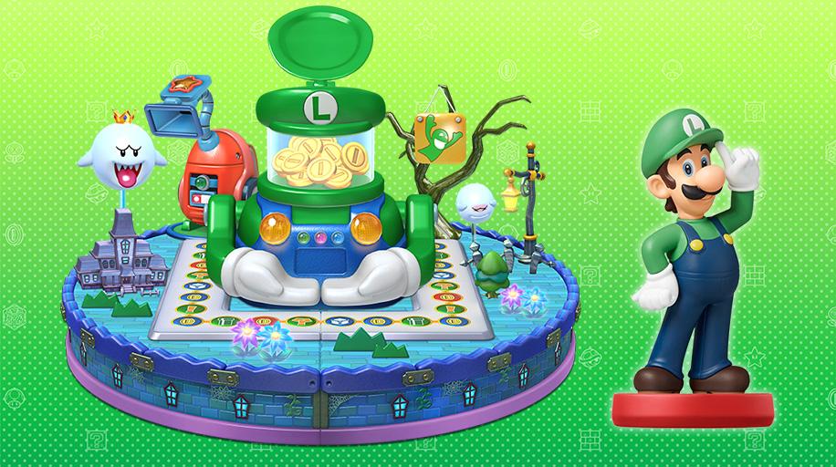 Mario Party 10 Wii U Games Nintendo