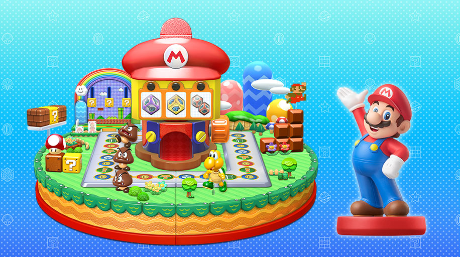 Kleurplaten Baby Mario.Mario Party 10 Wii U Games Nintendo