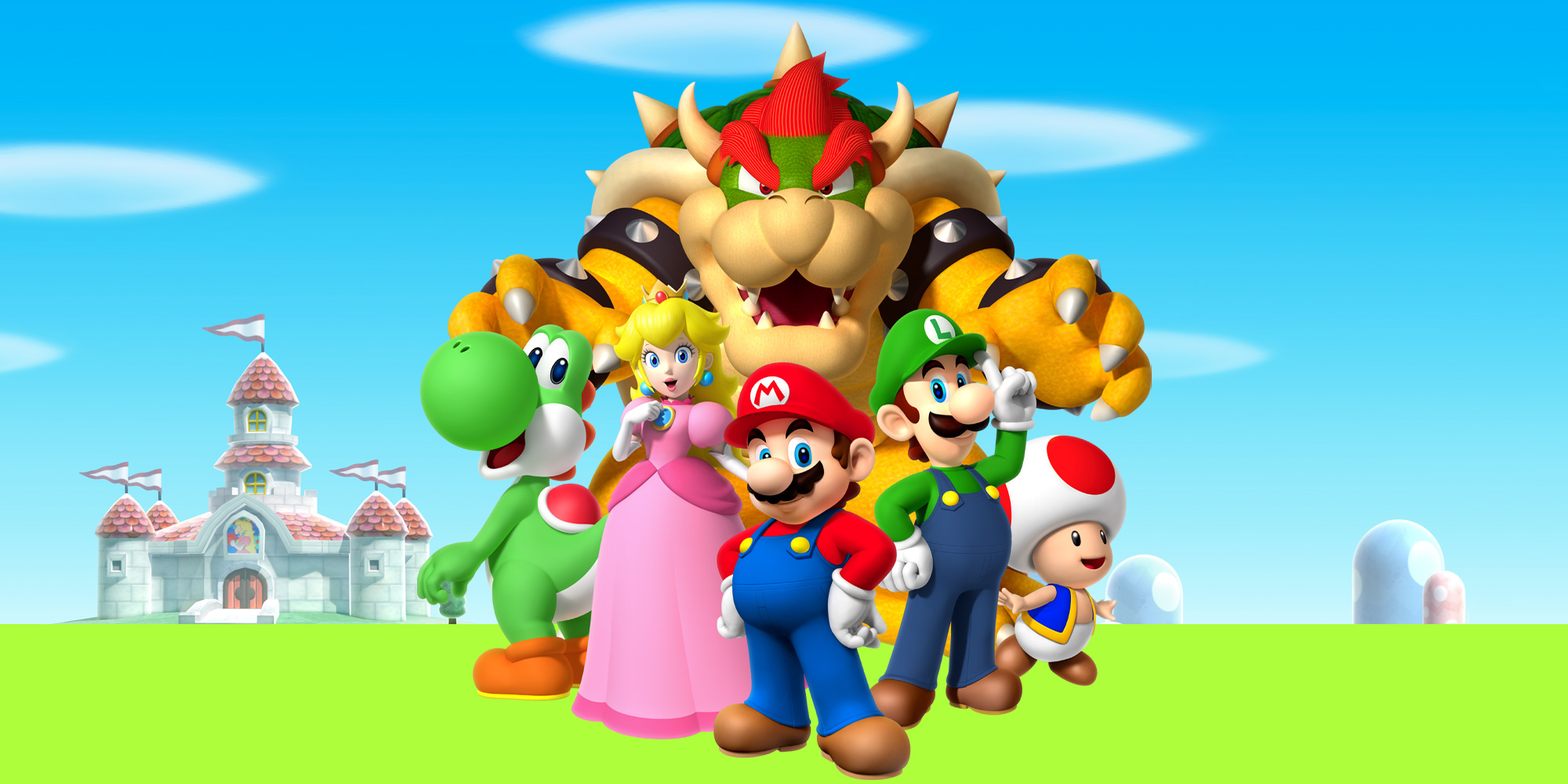 Mushroom Kingdom Nintendo Kids Club