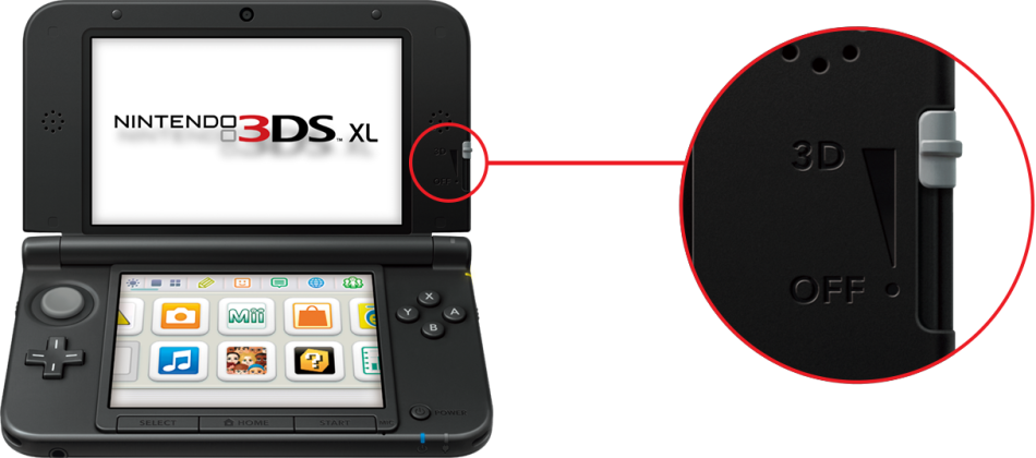 Nintendo 3ds Xl Familia Nintendo 3ds Nintendo