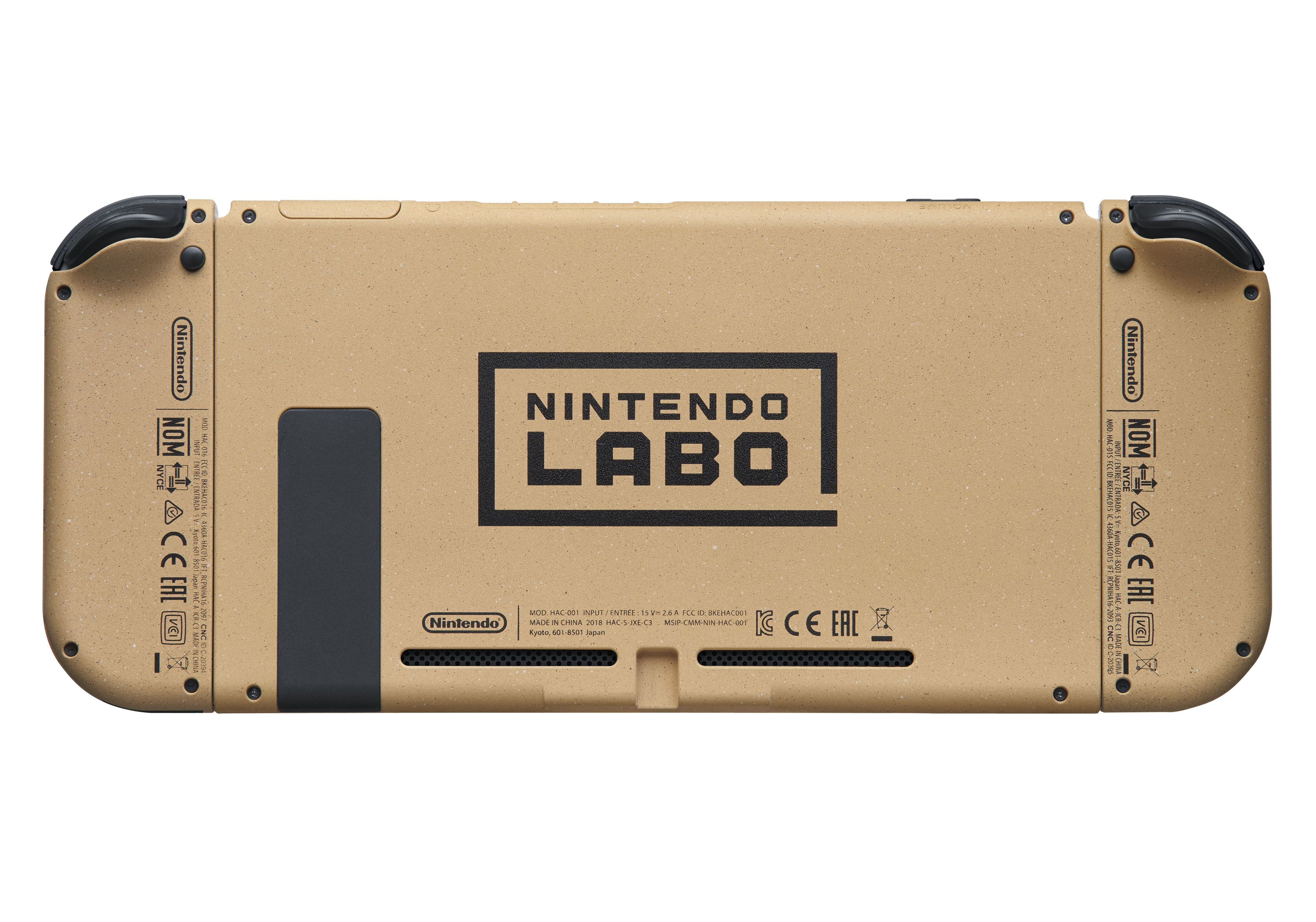 Introducing the Nintendo Labo Creators Contest for Europe