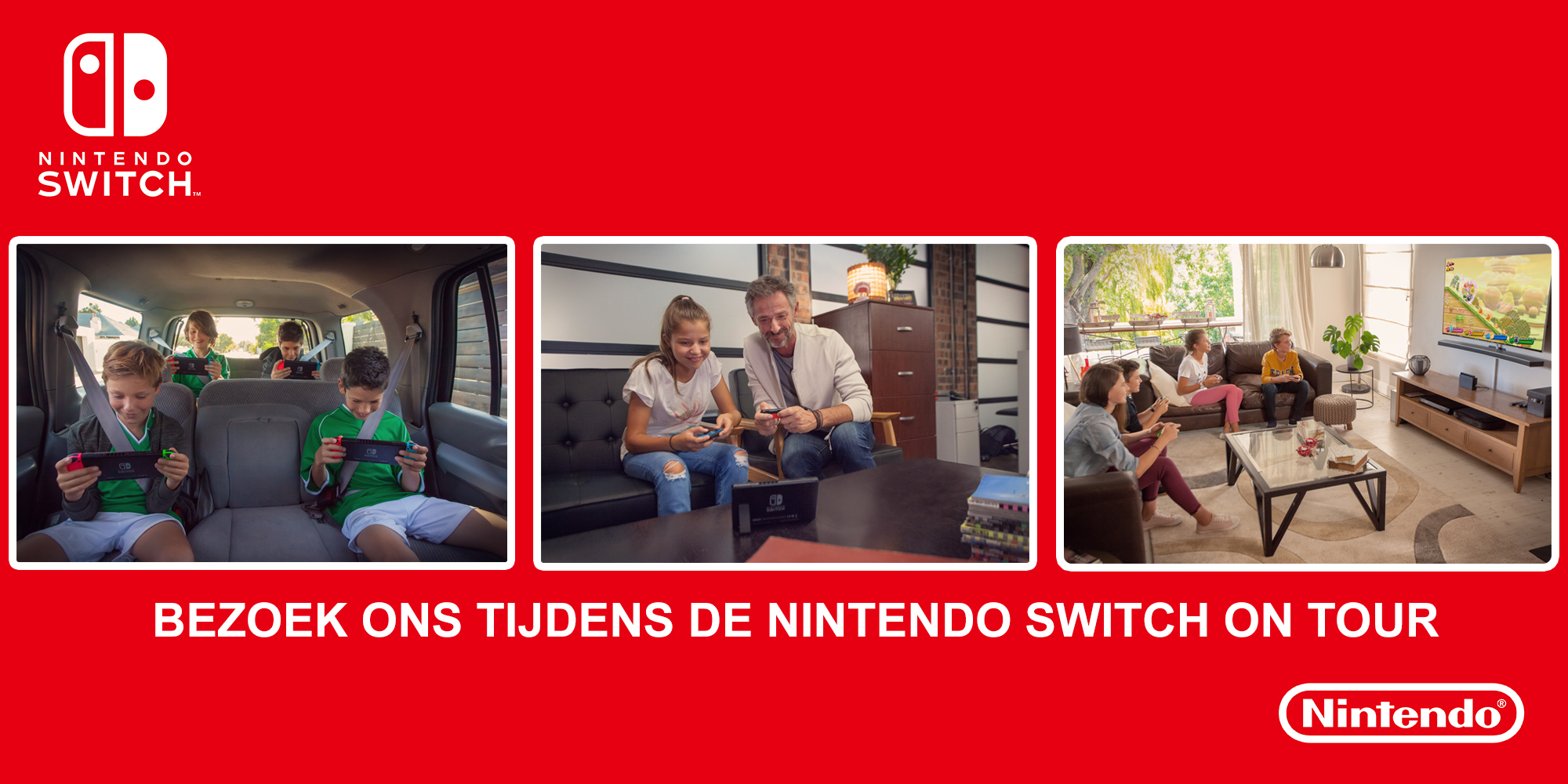 Nintendo Switch On Tour