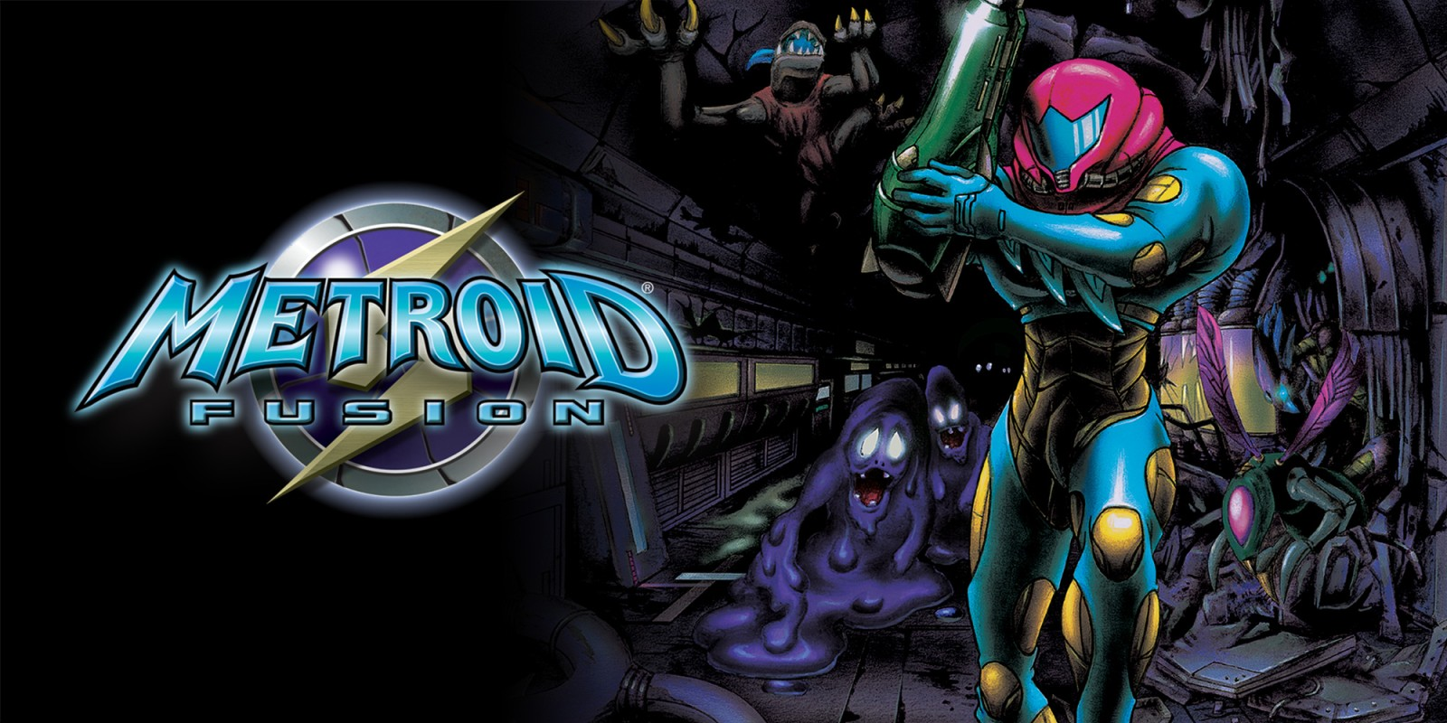 Image result for metroid fusion