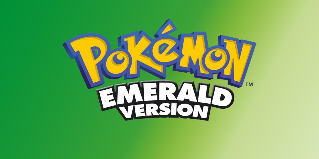 Pokémon Emerald Version | Game Boy Advance | Games | Nintendo