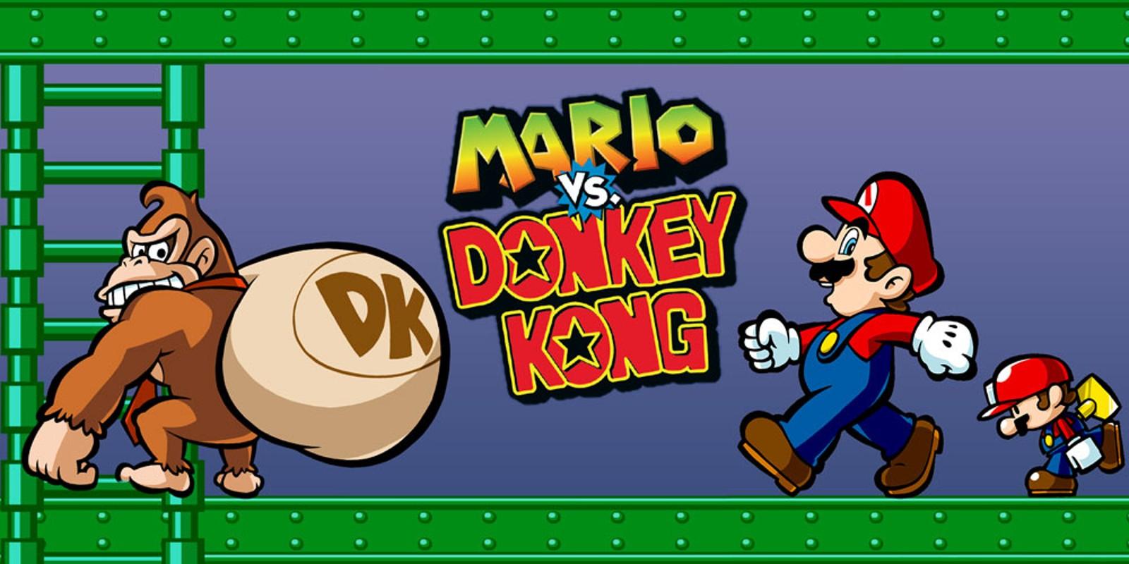 mario vs donkey kong game boy advance
