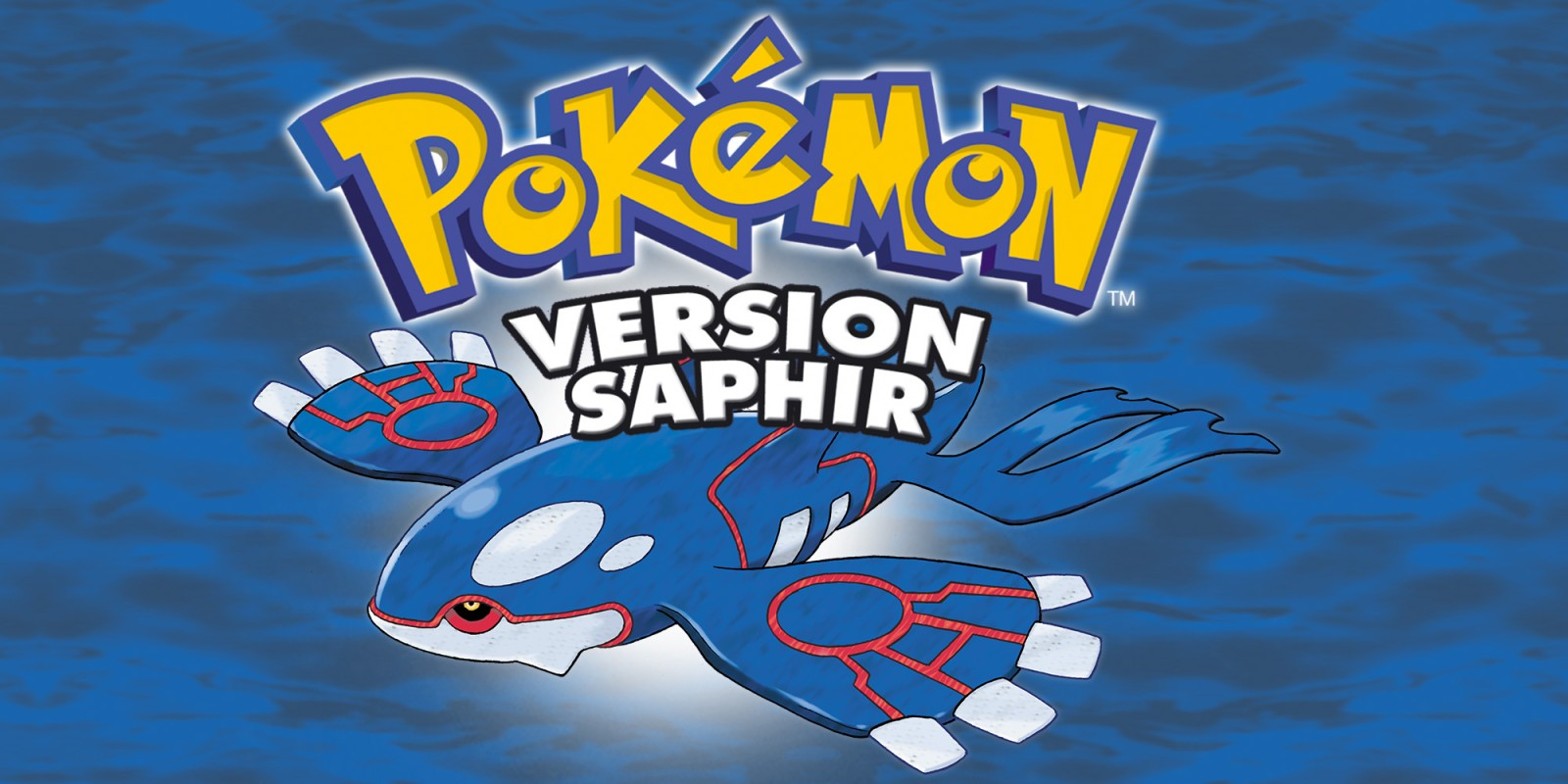 Pokémon Version saphir