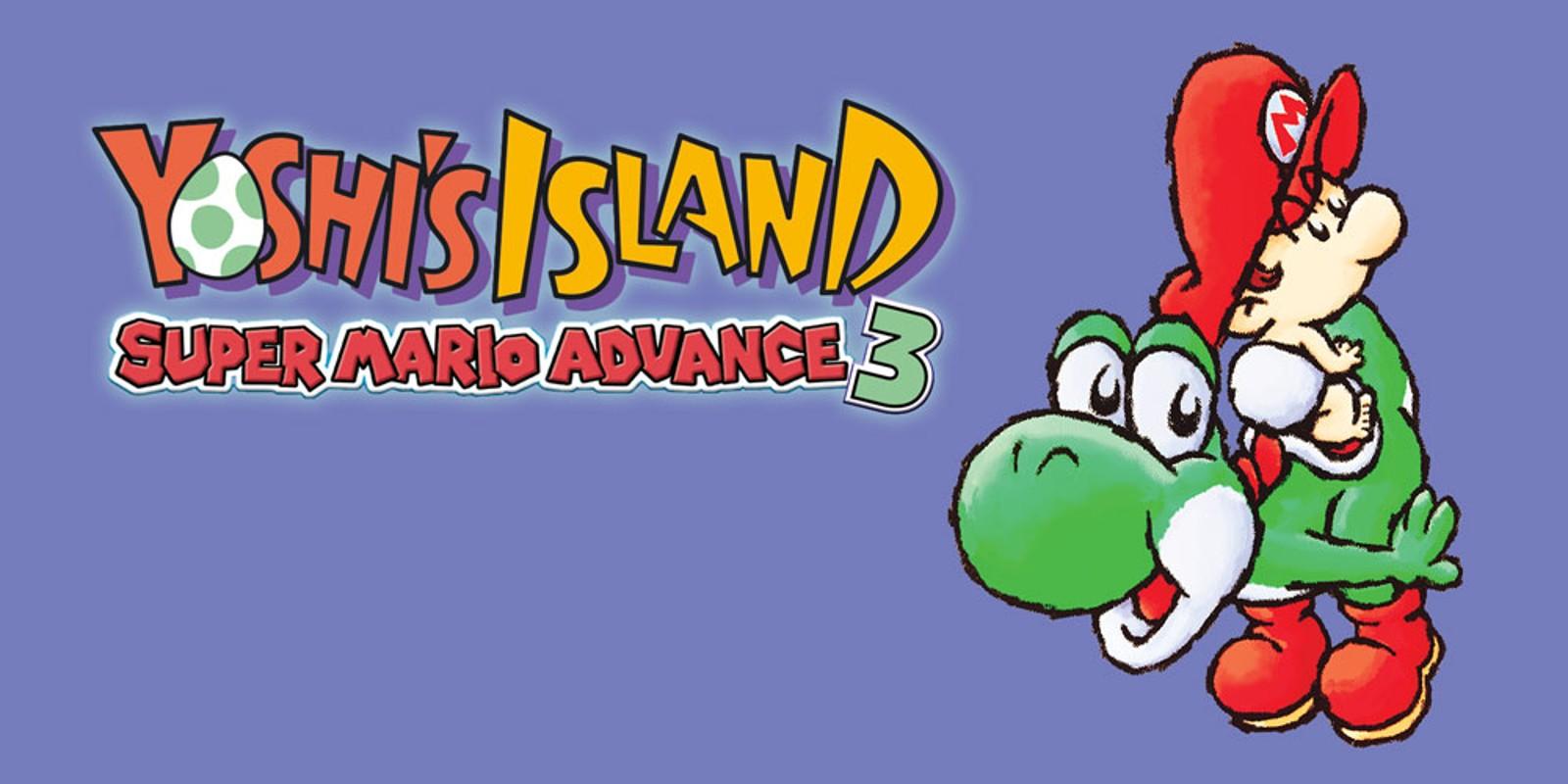 Yoshi S Island Game Boy Advance