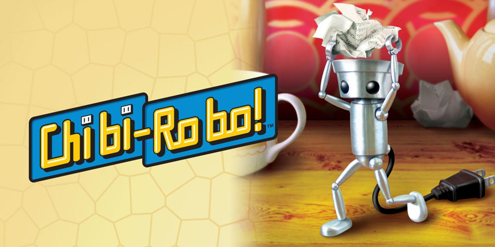 Chibi Robo Nintendo Gamecube Games Nintendo