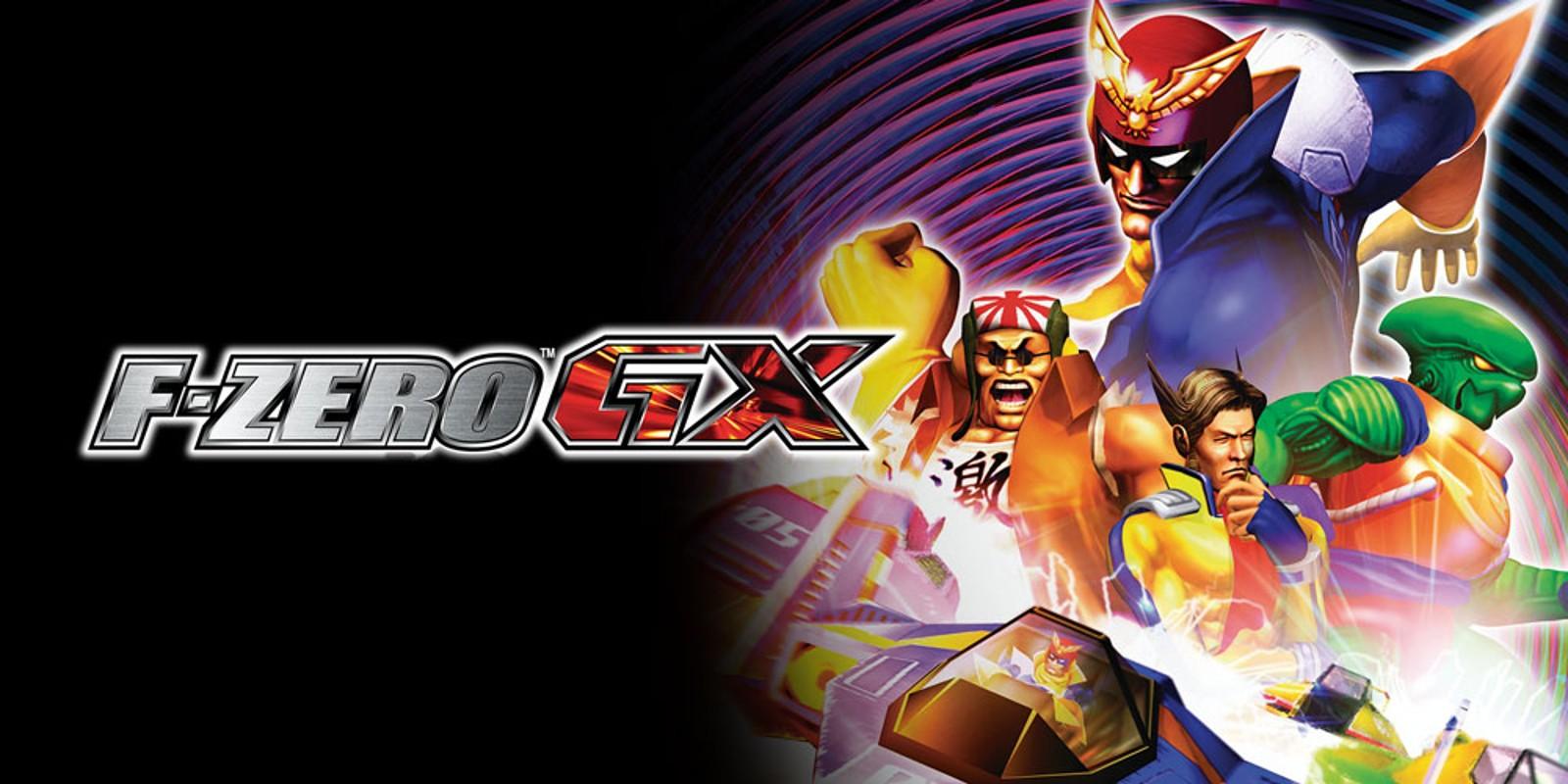 F-Zero GX | Nintendo GameCube | Games | Nintendo