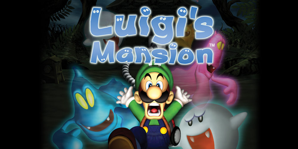 Luigi S Mansion 3ds : Luigi s mansion nintendo gamecube games