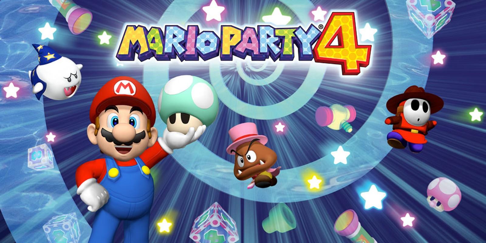 Mario Party 4 | Nintendo GameCube | Games | Nintendo