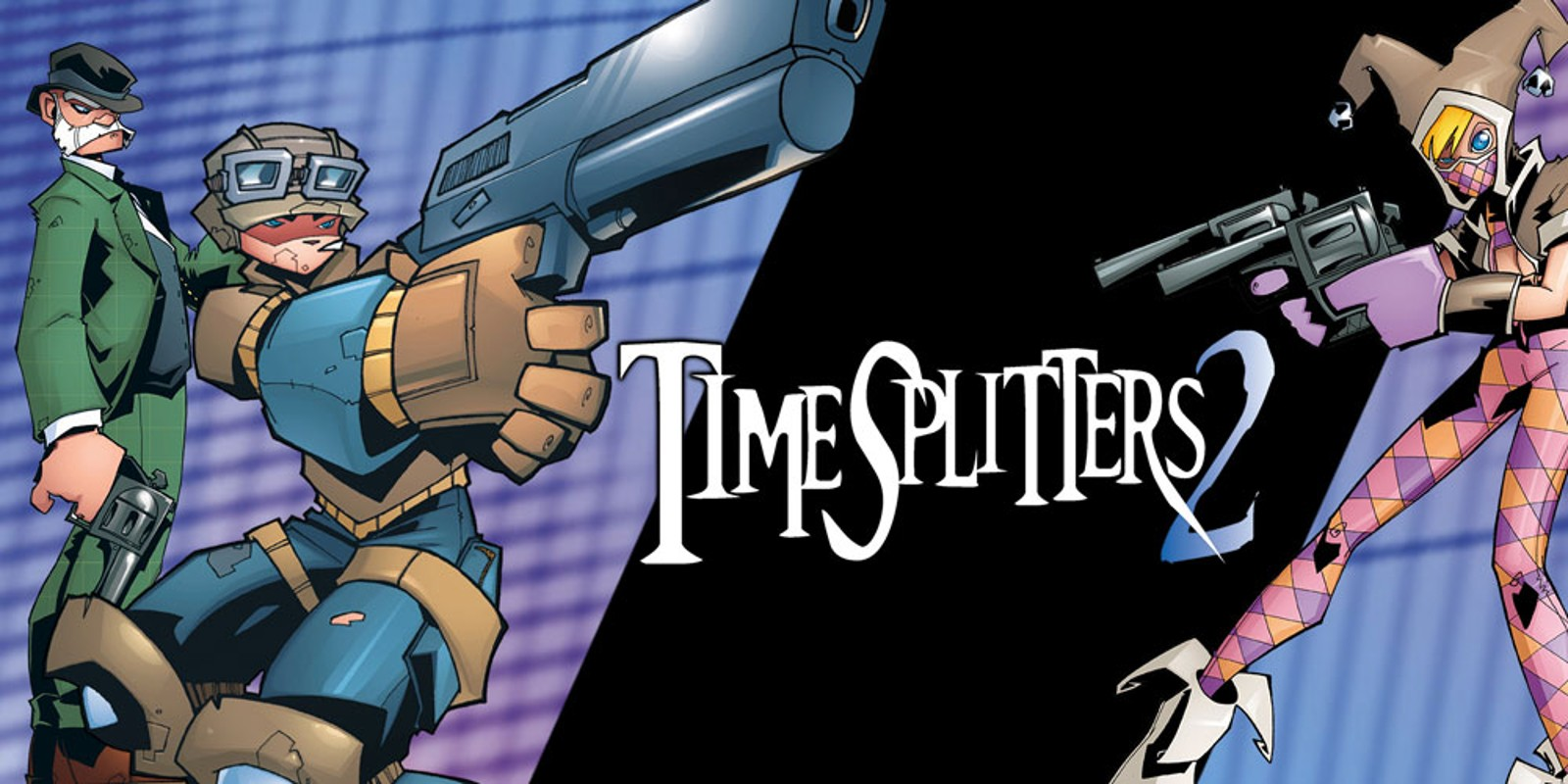 Image result for TIMESPLITTERS 2